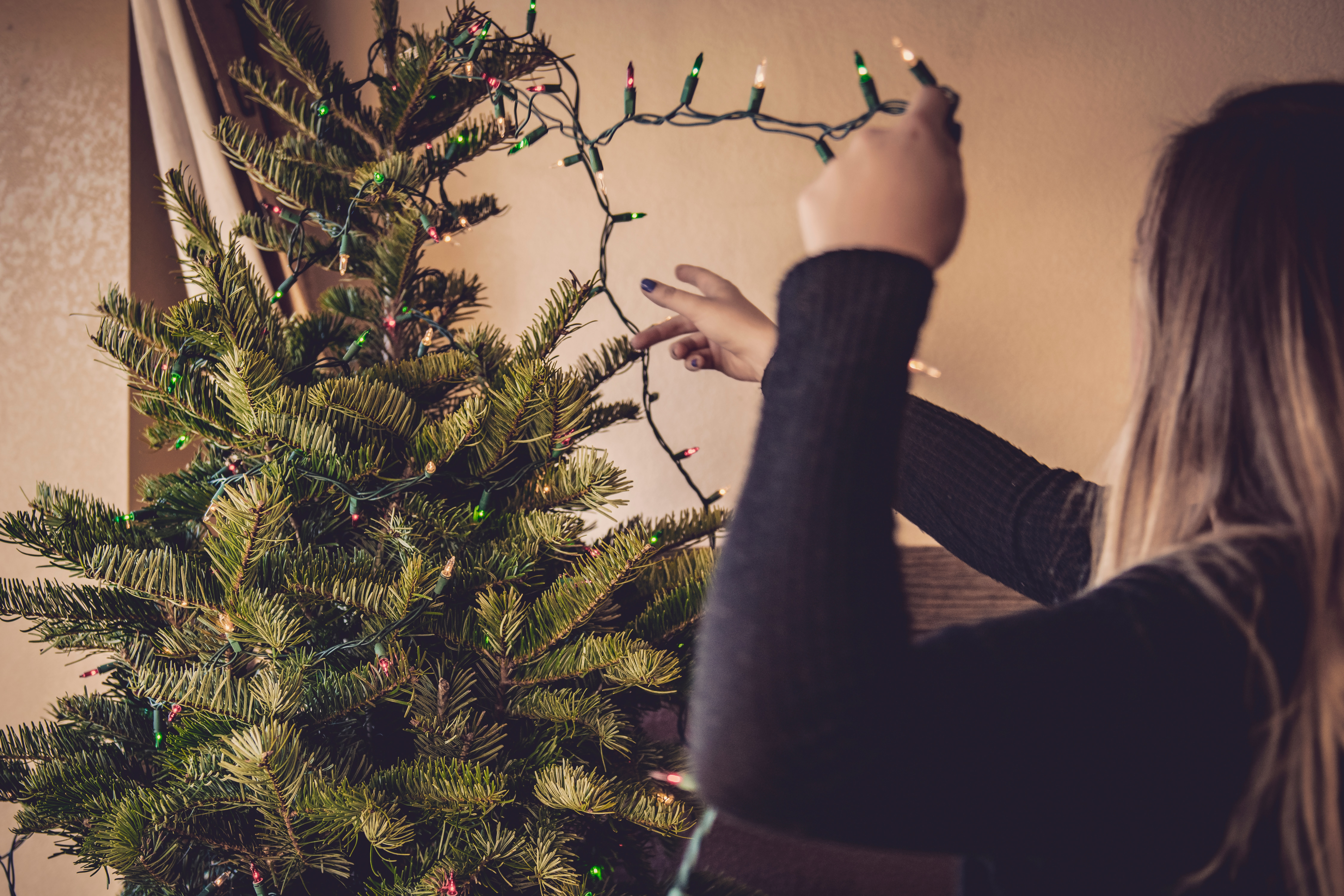Christmas electrical safety tips